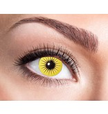 Breaklight Color Lenses Eyecather Yellow Star