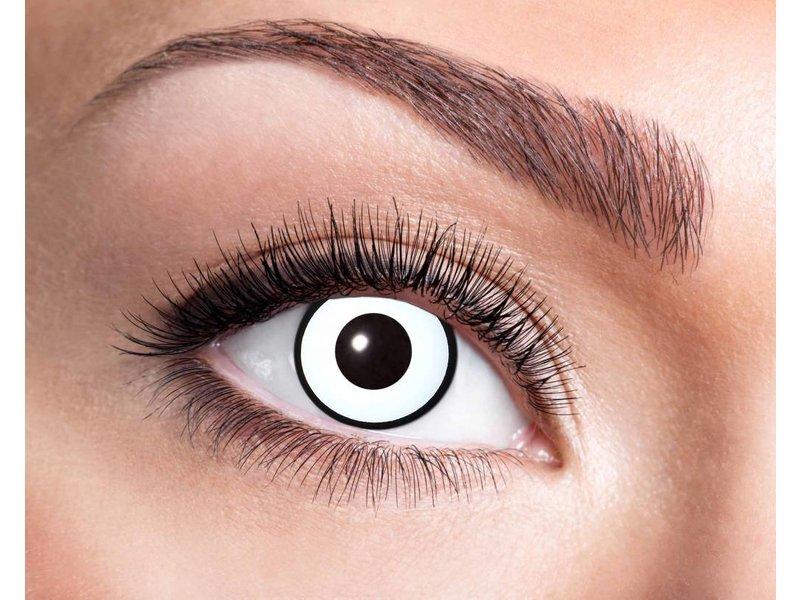 Breaklight Color Lenses Eyecather White Manson