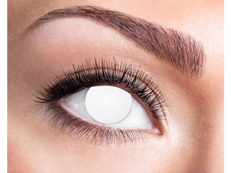 Breaklight Color Lenses Eyecather Blind White