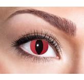 Breaklight Color Lenses Eyecather Red Dragon