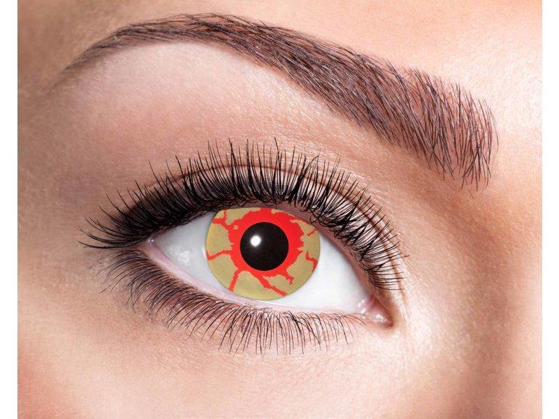 Breaklight Color Lenses Eyecather Bloodshot 2