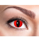 Breaklight Color Lenses Eyecather Red Cat