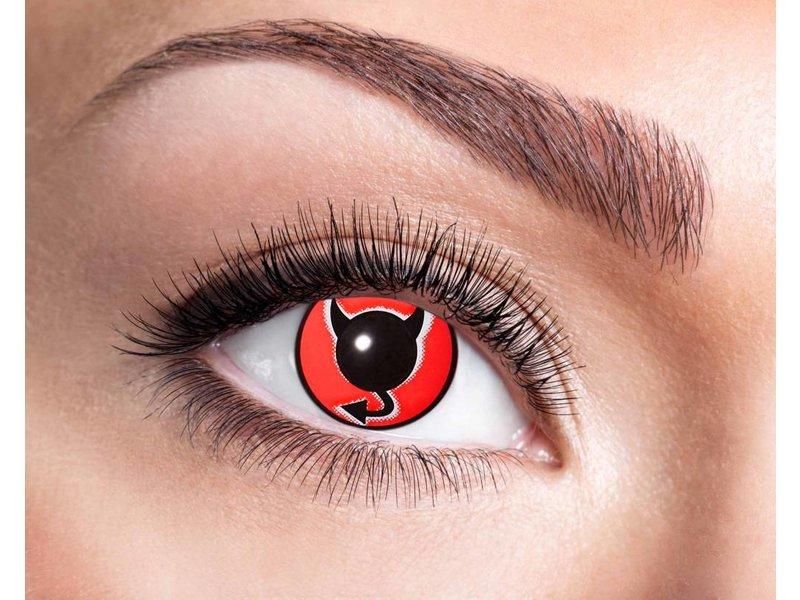 Breaklight Color Lenses Eyecather Devil Eye