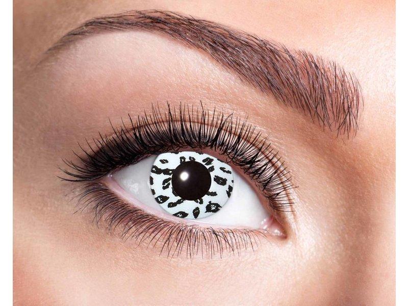 Breaklight Color Lenses Eyecather White Leopard