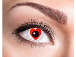 Breaklight Crazy Fun Lenses - Eyecatcher Heart