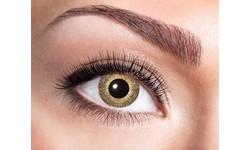 Breaklight Crazy Fun Lenses - Eyecatcher Golden Sparkle
