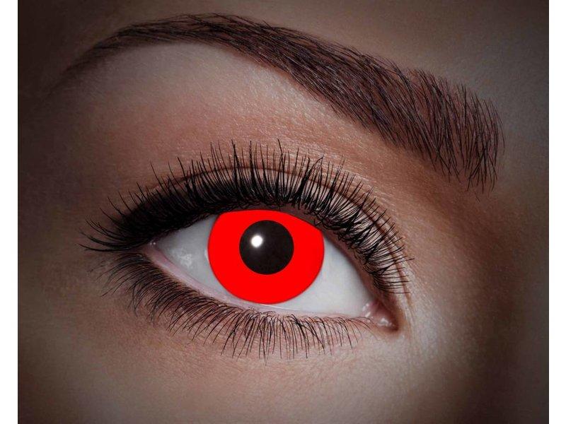 Breaklight Color lenses Eyecatcher UV Flash Red
