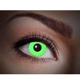 Breaklight Color lenses Eyecatcher UV Flash Green