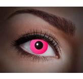 Breaklight Color lenses Eyecatcher UV Flash Pink