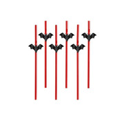 Breaklight Party Straw - Straw Bat ( 6 pieces )