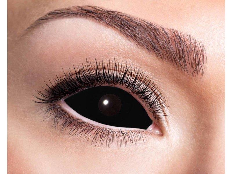 Breaklight Crazy Fun Lenses - Eyecatcher Black Eye