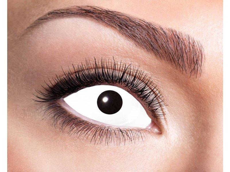 Breaklight Crazy Fun Lenses- Eyecatcher White