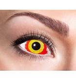 Damaged Eye
