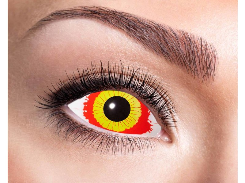 Breaklight Lentilles de couleur Eyecatcher Damaged Eye