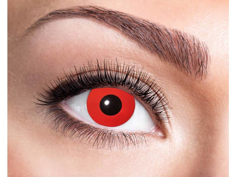 Breaklight Lentilles Fashion - Red Devil