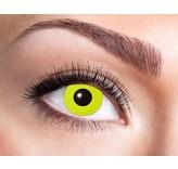 Breaklight Lentilles Fashion Yellow Crow Eye