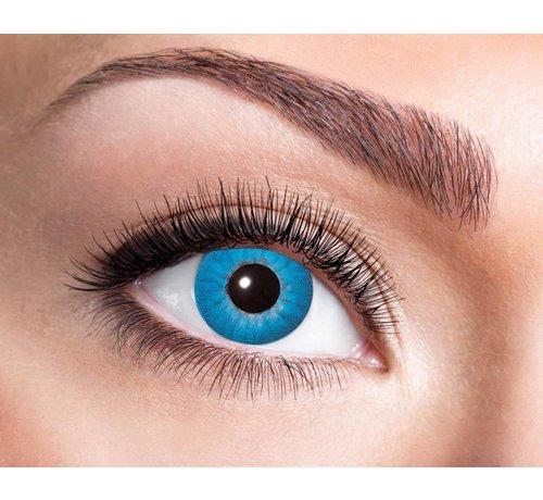 Electro Blue 3 mois lentilles