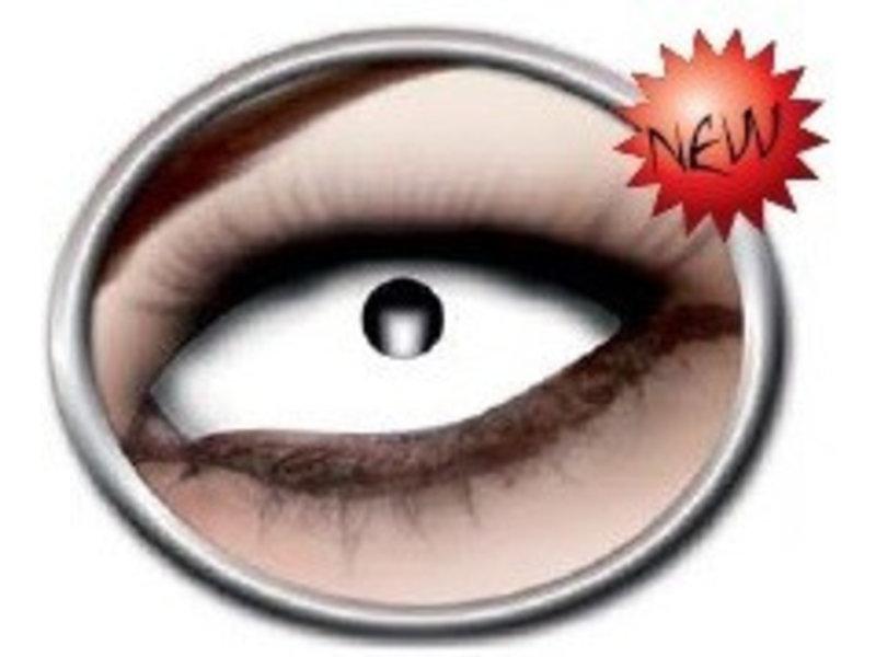 Breaklight Crazy Fun Lenses - Eyecatcher White