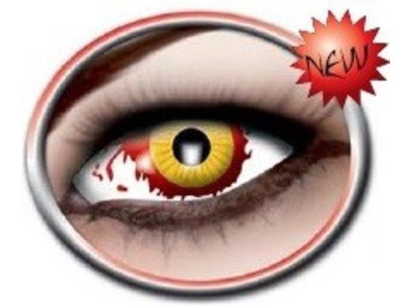 Breaklight Color Lenses  Eyecatcher Damaged Eye