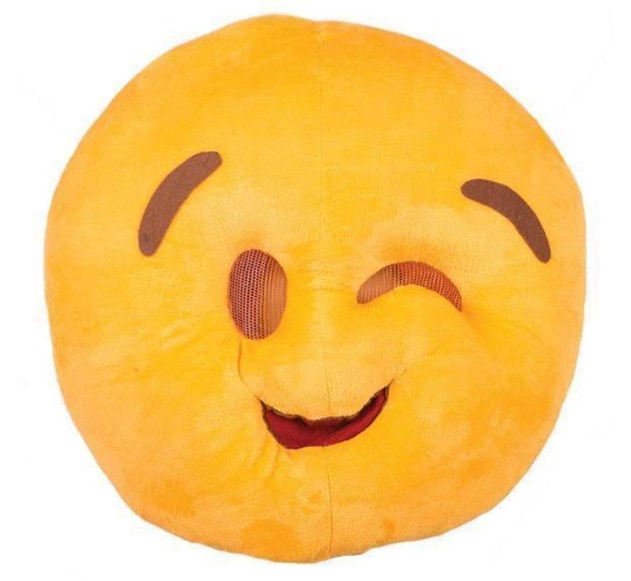 Emoji Masker Knipoog