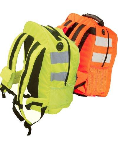 Portwest Hoge zichtbaarheid rugtas B905, Oranje of geel