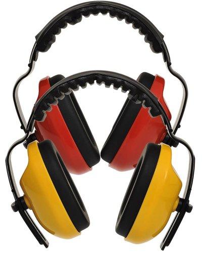 PW48 Klassieke + Oorkappen in het geel of zwart
