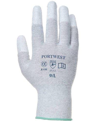 Portwest A198 Antistatische Handschoenen PU Vingertop