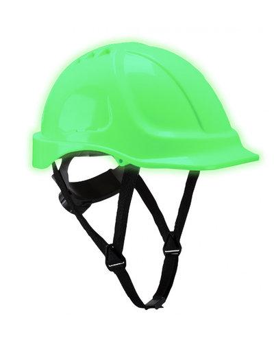 Portwest PG54 Endurance Glowtex Helm (Glow in the Dark)