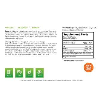 Onnit Shroom TECH™ Immune - 30 Kapseln