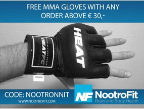Free MMA gloves with any NootroFit order!
