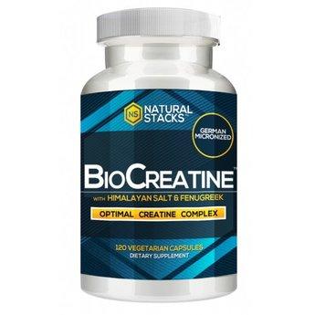 Natural Stacks BioCreatine™ Geoptimaliseerde Creatine - 120 Kapseln