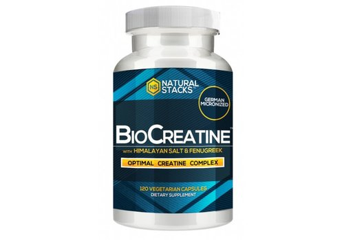 Natural Stacks BioCreatine™ Geoptimaliseerde Creatine