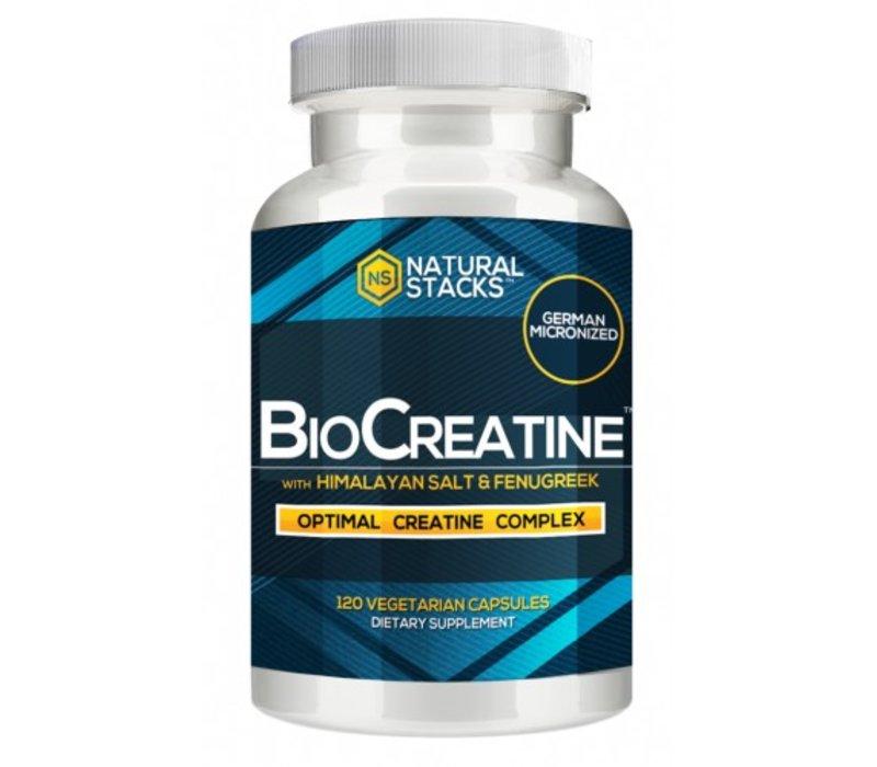 BioCreatine™ Speciale Creatine Formule - 120 capsules