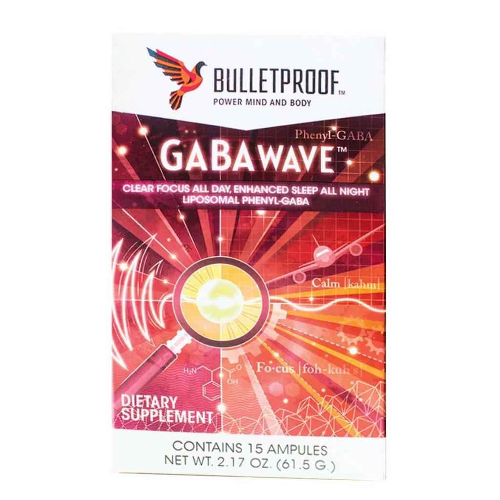 The Bulletproof Executive GABAwave™ - 600 mg