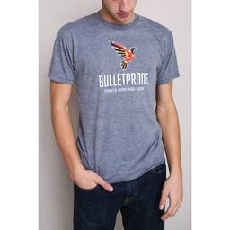 The Bulletproof Executive T-Shirt grijs