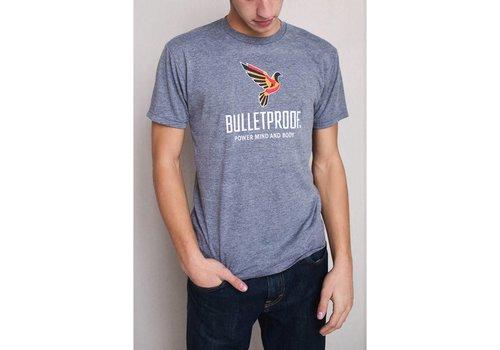 The Bulletproof Executive T-Shirt Gray