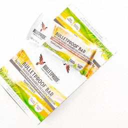 The Bulletproof Executive Vanilla Collagen Bar Box