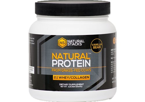 Natural Stacks Natural Protein™ Vanilla