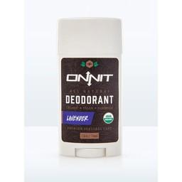 Onnit Lavender Organic Deodorant