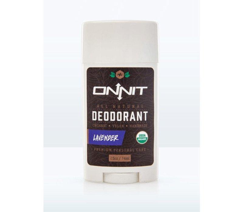 Lavender Organic Deodorant