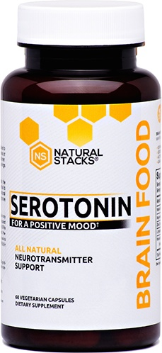 Natural Stacks Serotonin Brain Food™