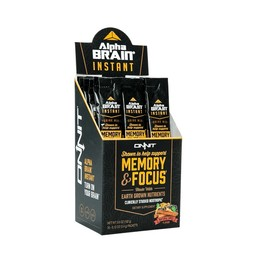 Onnit Alpha BRAIN® Instant Natural Spice