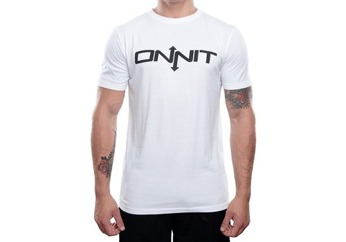 Onnit Onnit Type Bamboo T-Shirt - White