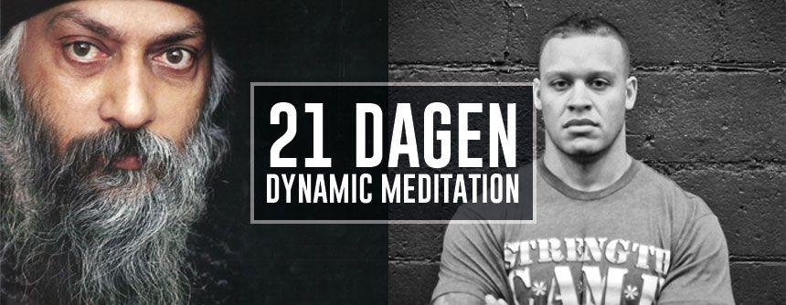 21 Dagen Dynamic Meditation Challenge