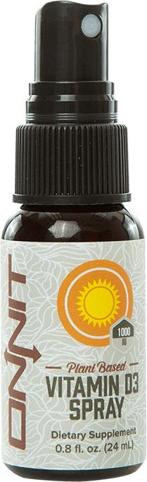 Onnit Vitamine D3 Spray in MCT Olie