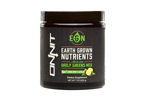 Onnit Onnit Earth Grown Nutrients - Lemon Mint