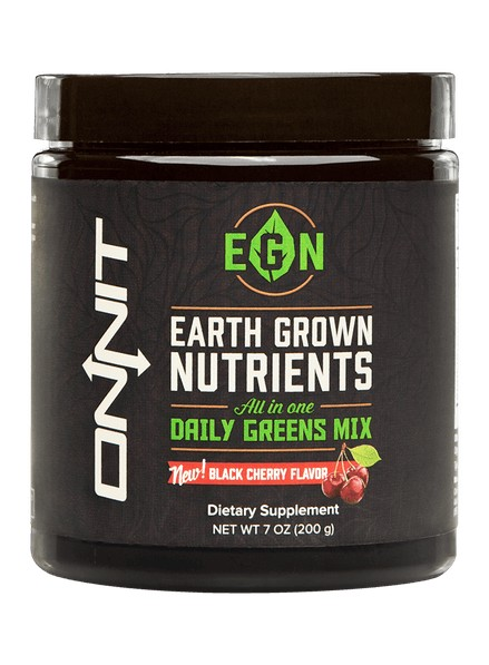 Onnit Onnit Earth Grown Nutrients - Black Cherry