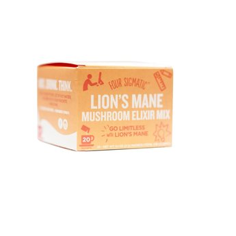 Four Sigmatic Lion's Mane Four Sigmatic