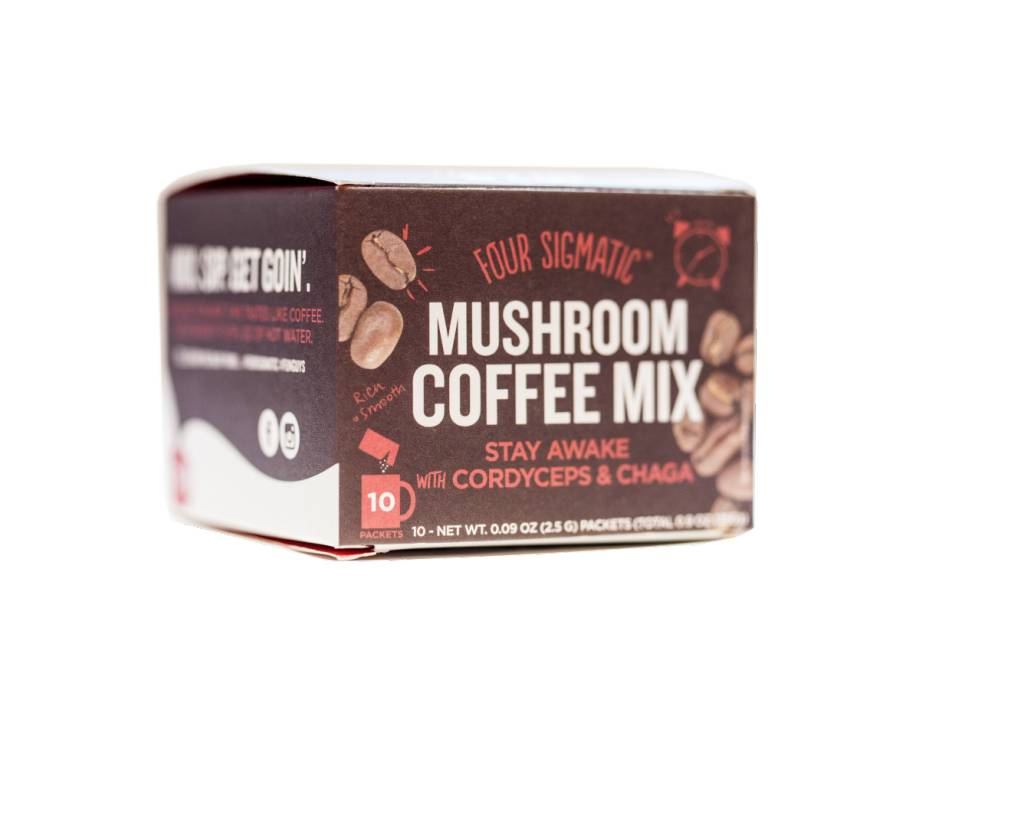 Four Sigmatic Mushroom Coffee (Cordyceps)