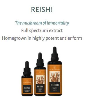 The Mushroomist REISHI Extract 30ML